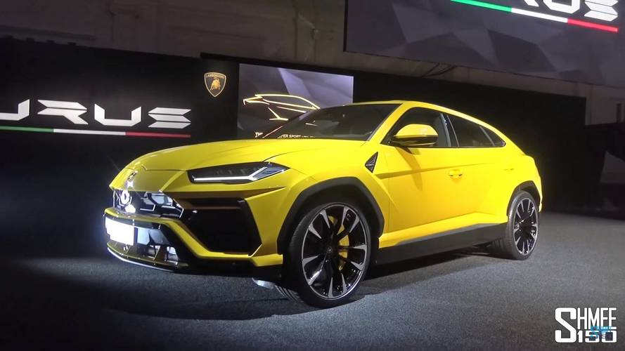 Take The Most In-Depth Look Yet At The Lamborghini Urus
