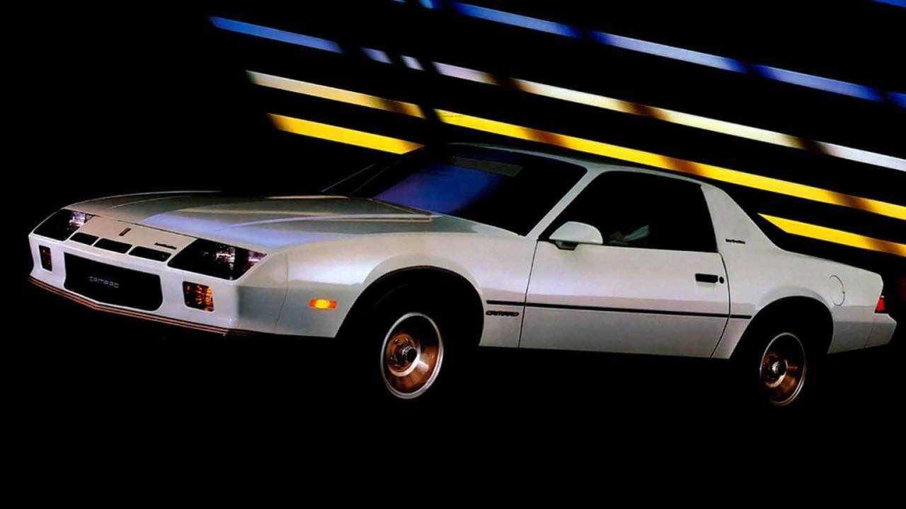 1982 Chevy Camaro