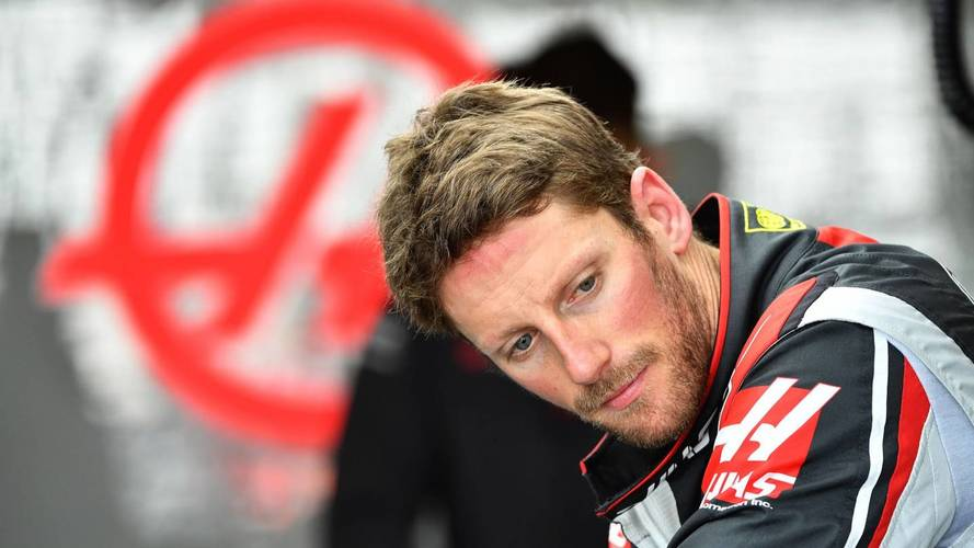 Grosjean raconte ses cinq GP F1 les plus marquants