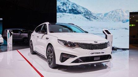 Euro-Spec Kia Optima Live From Geneva Motor Show