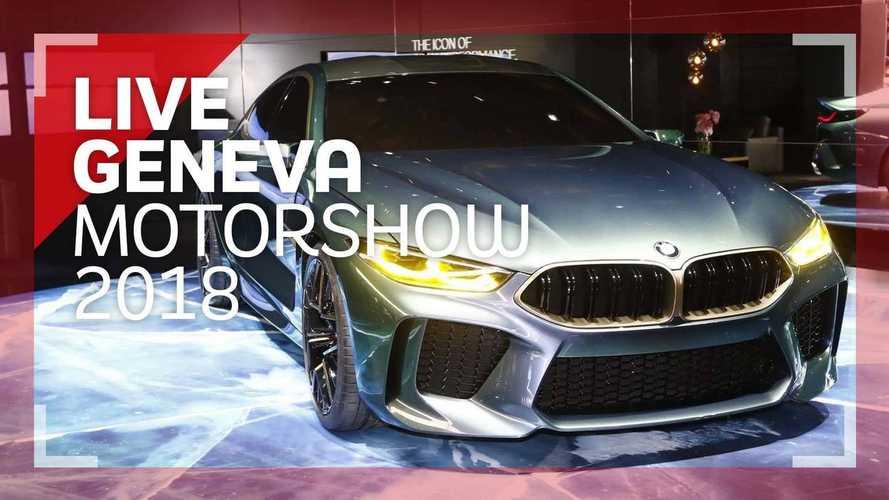 Genève 2018 - La BMW M8 Gran Coupé Concept en vidéo !