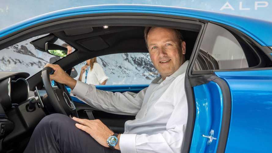 La patron d'Alpine s'en va chez Jaguar Land Rover !