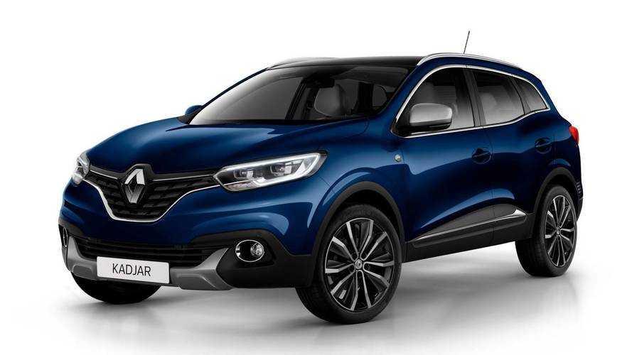 Renault propose le Kadjar Armor-Lux, fruit d'un partenariat inédit