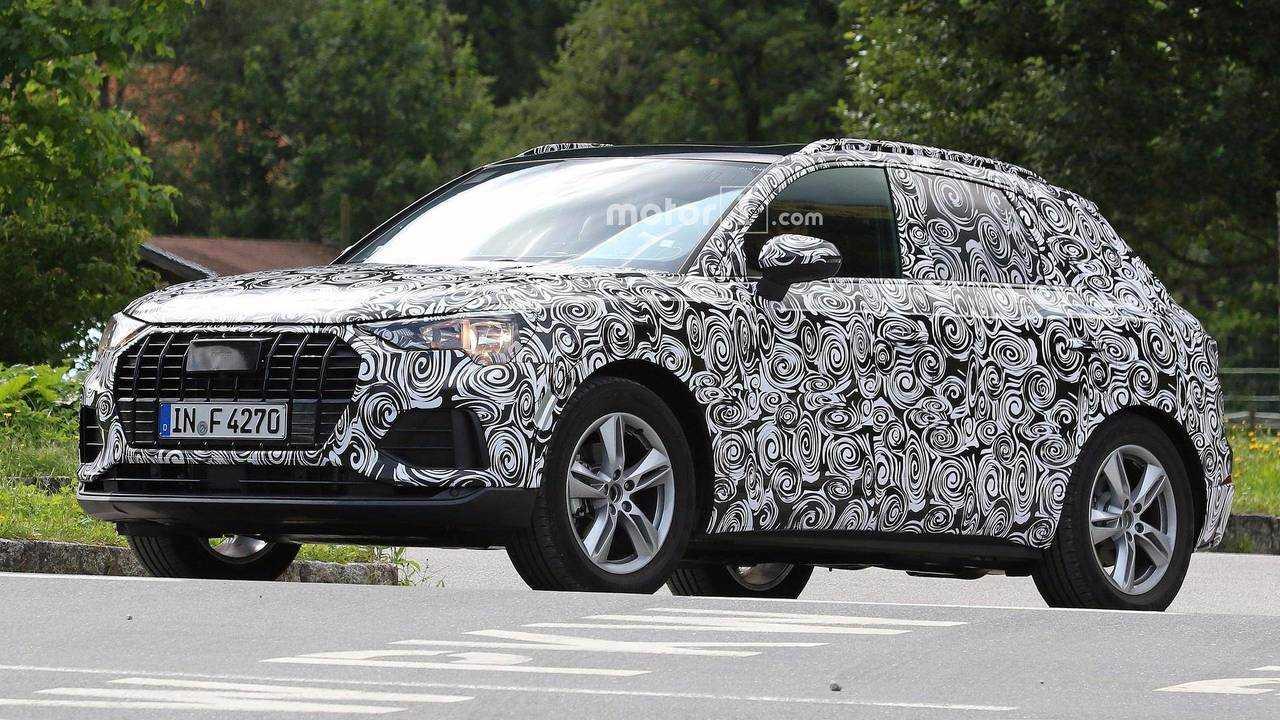 2.- Audi Q3 2018