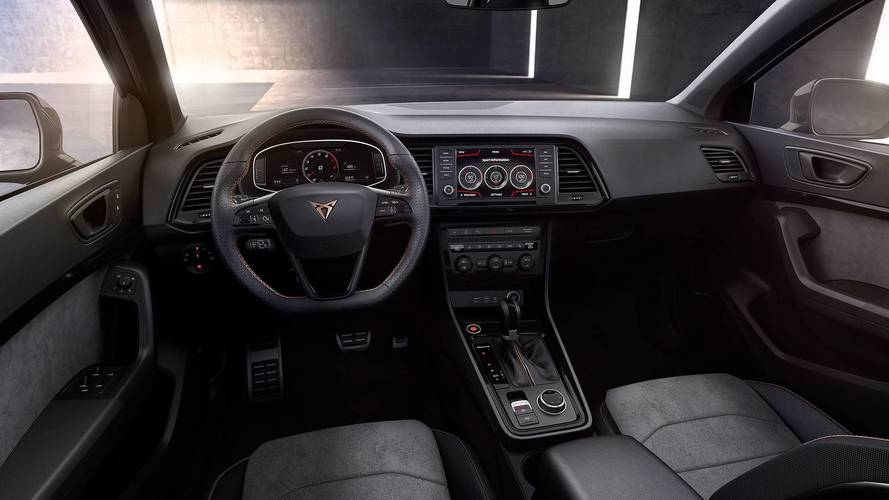Cupra –first official images