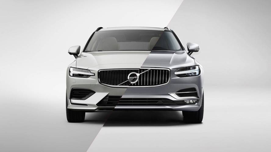 Family Resemblance? Compare The Volvo V60 And V90 Side-By-Side