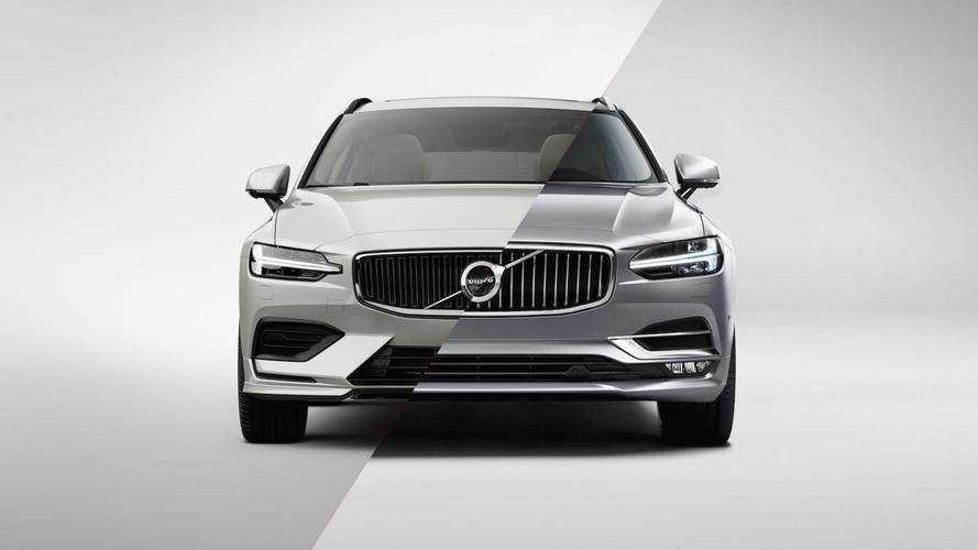 Volvo V60, ağabeyi V90'a karşı ne durumda?