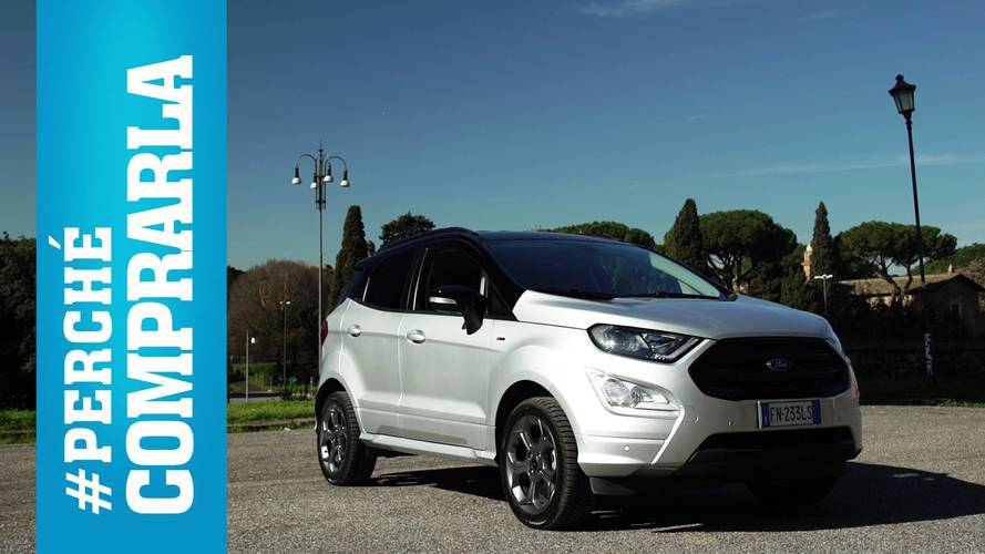 Ford EcoSport, perché comprarla... e perché no