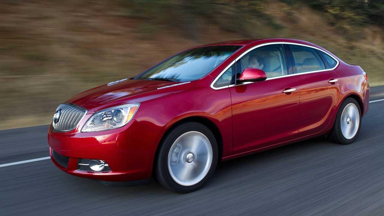 1. Buick Verano