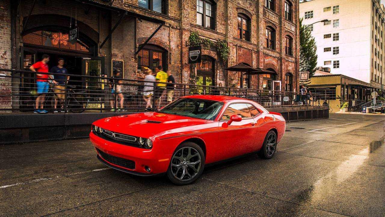 4. Dodge Challenger