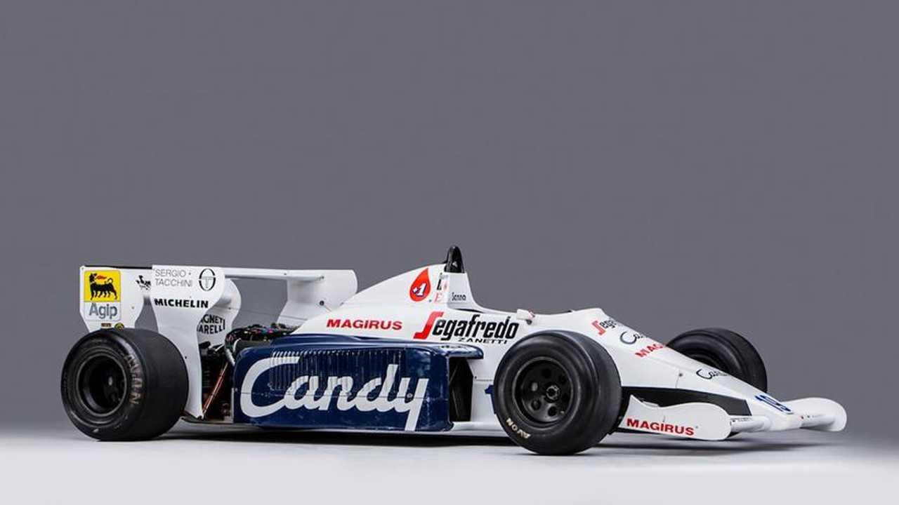 Ayrton Senna, Toleman-Hart TG184-2 1984