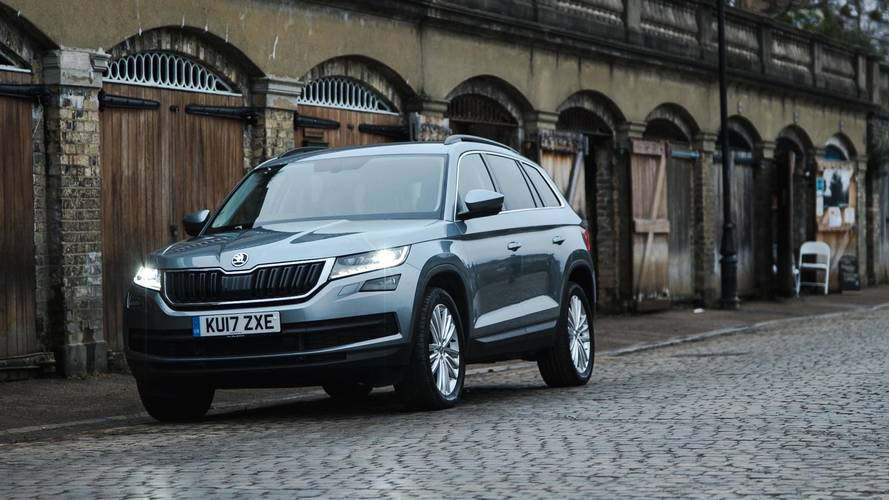 Skoda Kodiaq SE L 2.0 TDI 190 4x4 DSG 7st: Living with it