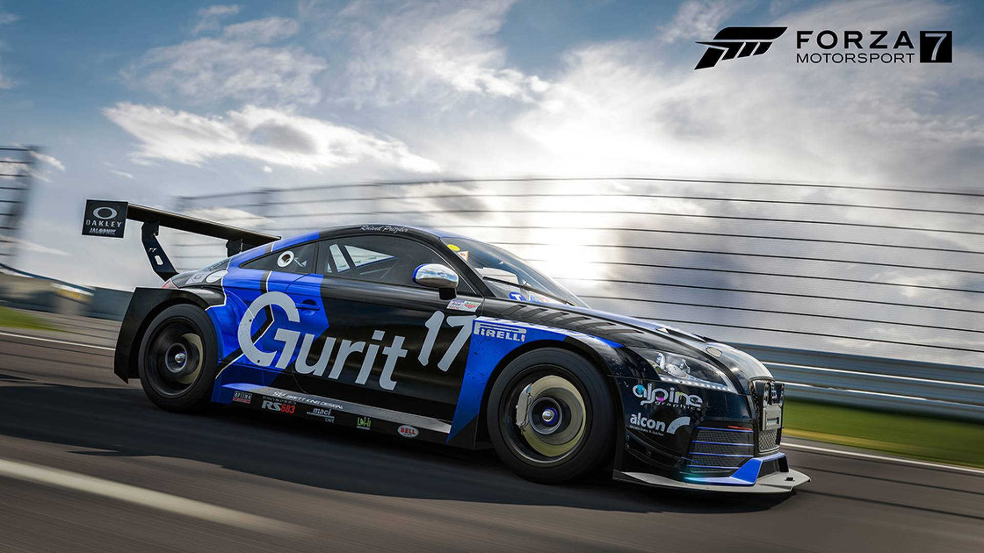 b6d0d7fd2c3 Finally, Bugatti Chiron Joins Forza 7 With Dell Gaming Car Pack