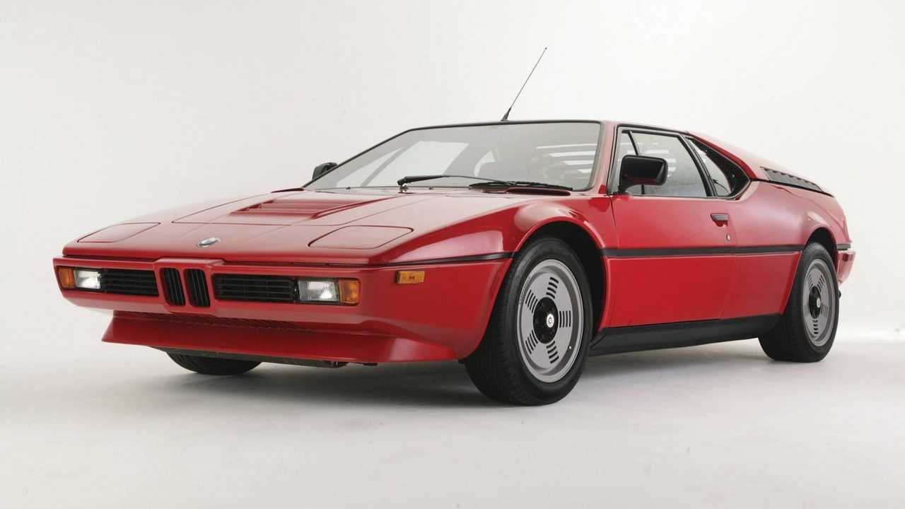 1978 - BMW M1