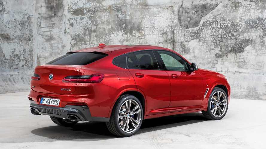 BMW X4 (2018) - Le petit X6 se veut exemplaire !