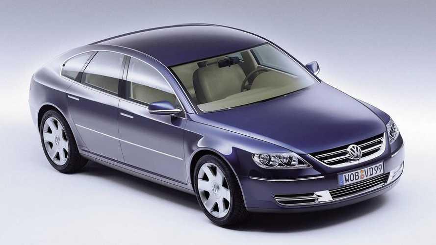 1999 VW Concept D