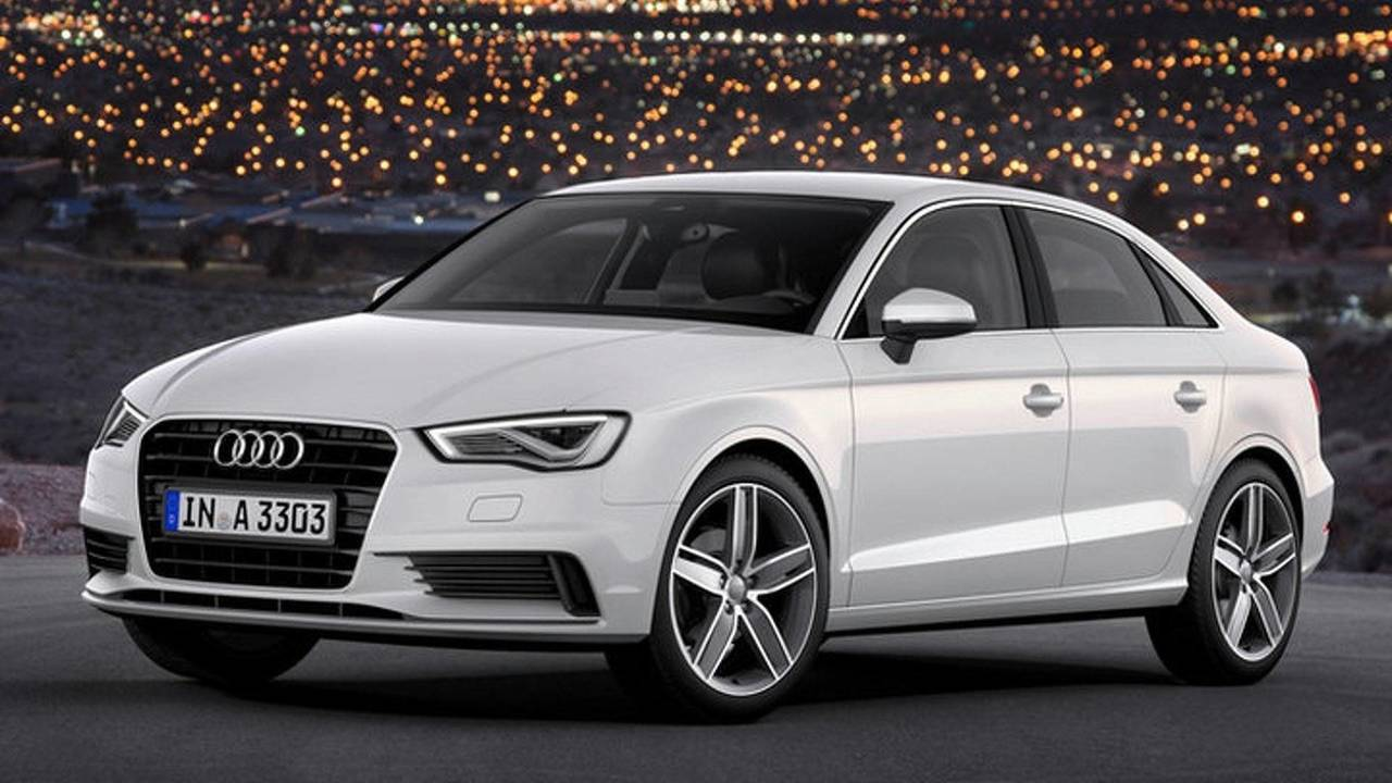 2014 World Car of the Year: Audi A3