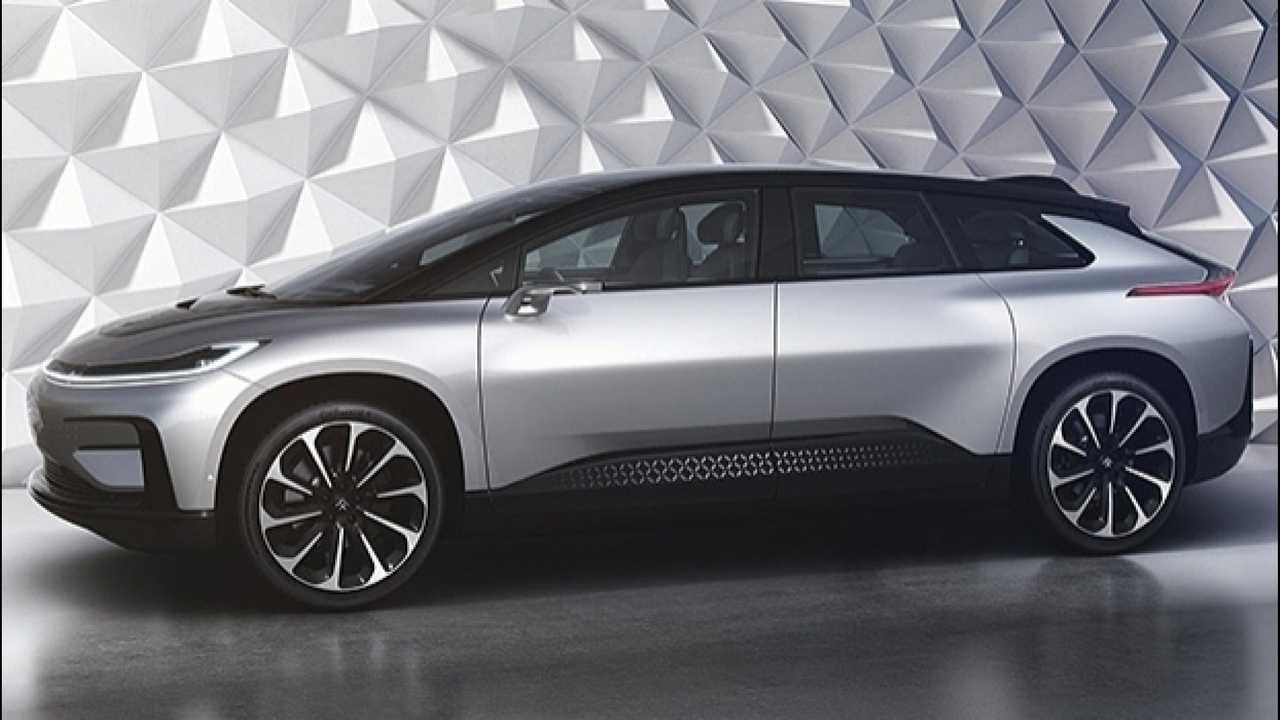 [Copertina] - Faraday Future FF 91, l'anti Tesla è un gigante da 1.064 CV [VIDEO]