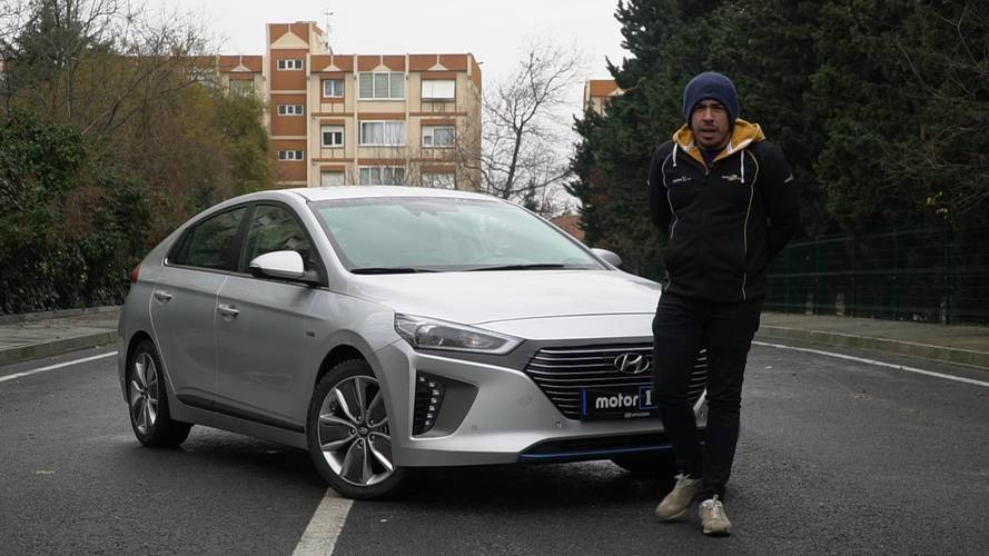 2017 Hyundai Ioniq Hybrid Elite Plus | Neden Almalı?