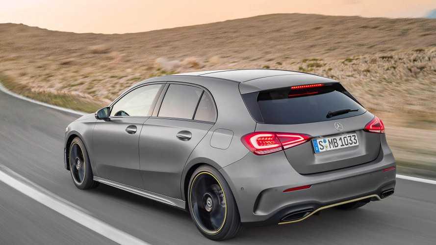 Mercedes-Benz A-Serisi'ne iki yeni dizel seçenek eklendi