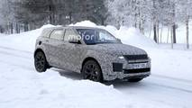 Land Rover Range Rover Evoque photos espion