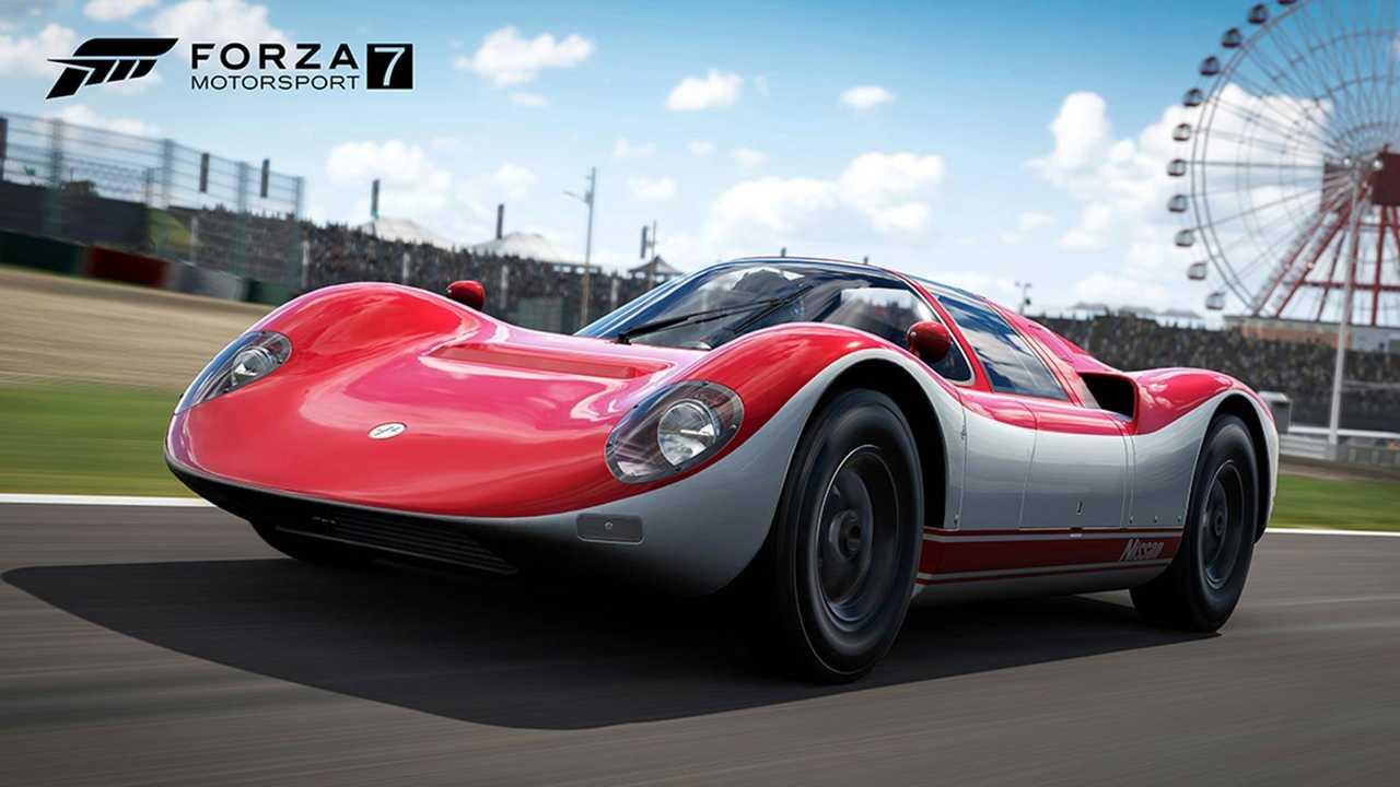 Forza Motorsport 7 Nissan R380 II