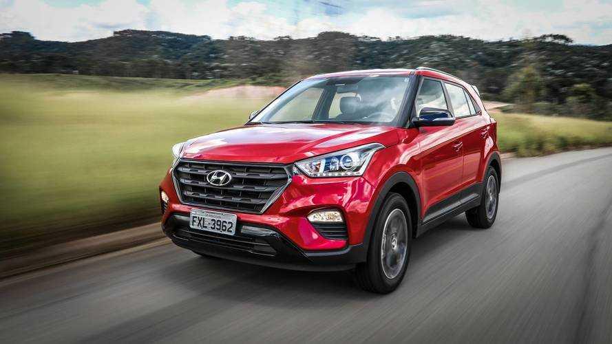 SUVs compactos em 2018: Hyundai Creta é o novo líder do segmento
