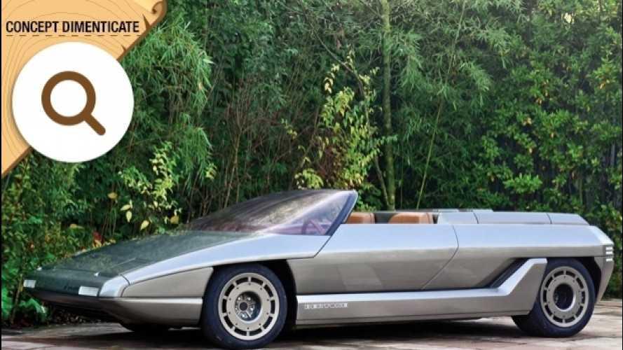 """Lamborghini Athon, sportiva di un """"futuro"""" passato"""