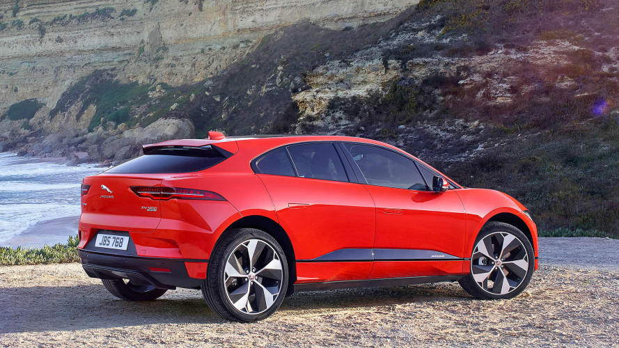 One In Ten Jaguars Sold In U.S. Were Electric In April 2019