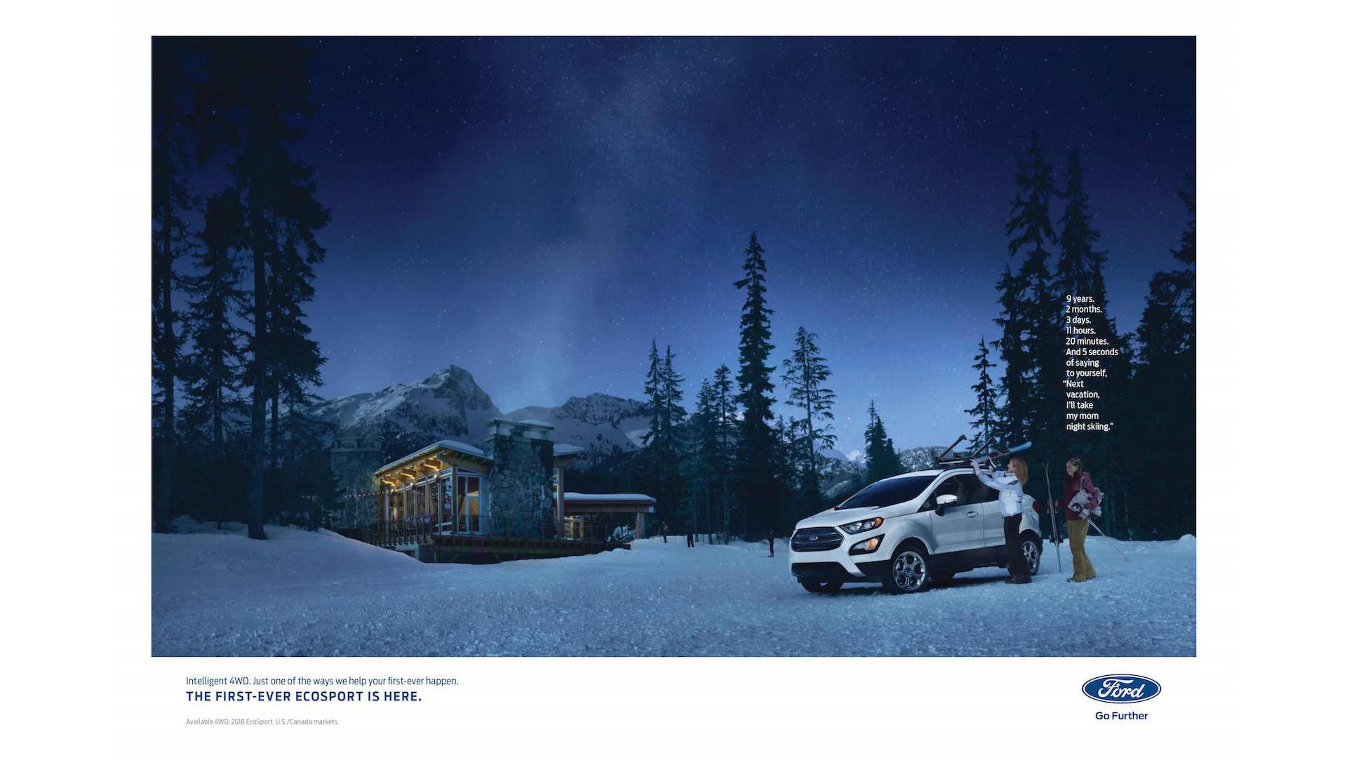 Ford Ecosport Expedition Star In Olympic Themed Ads