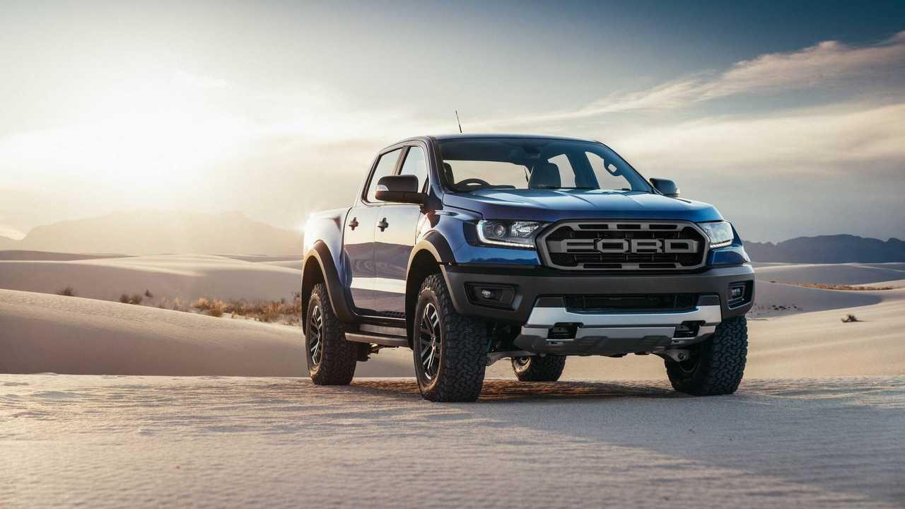 Ford Ranger Raptor Debuts With 210 Biturbodiesel Horsepower