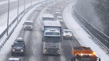 Les pneus hiver seront obligatoires dès le 1er novembre 2019