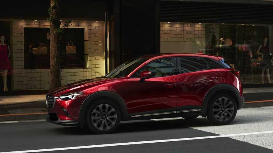 Frissült, de alig változott a Mazda CX-3