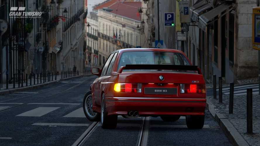 Gran Turismo Sport'a BMW M3 E30 ve 12 araç daha geldi