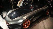 Genesis Essentia concept at 2018 New York Auto Show