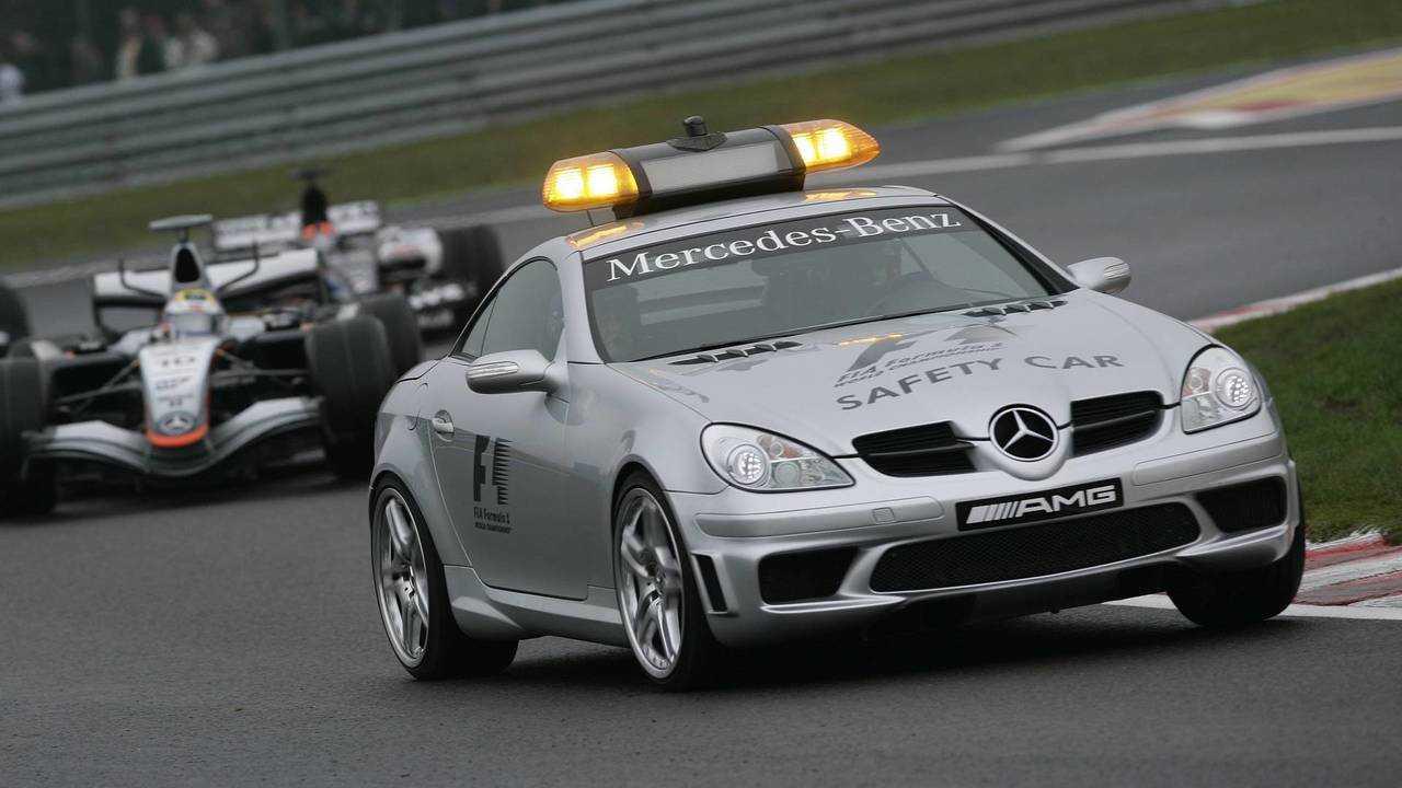 Mercedes SLK 55 AMG (2004/05)