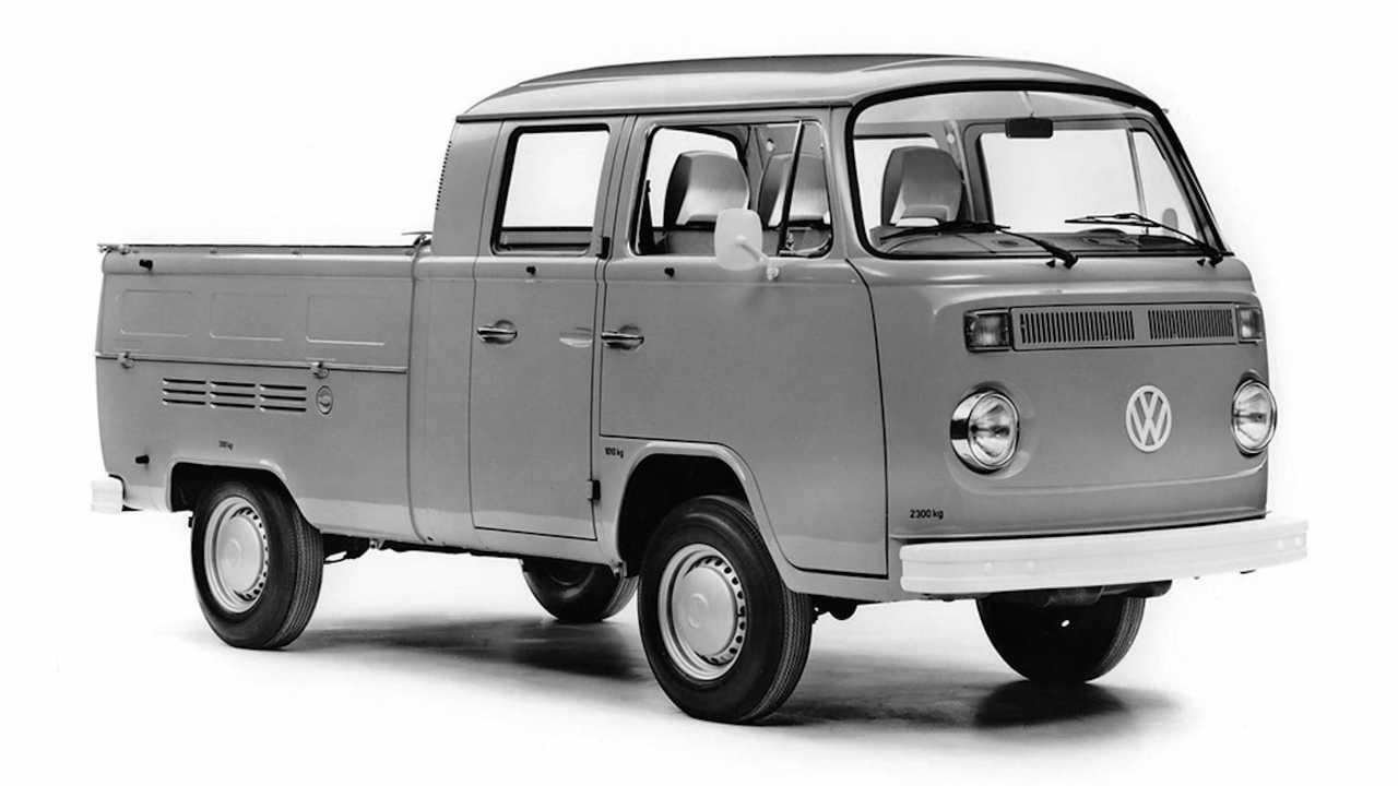 Volkswagen Kombi Picape 1950