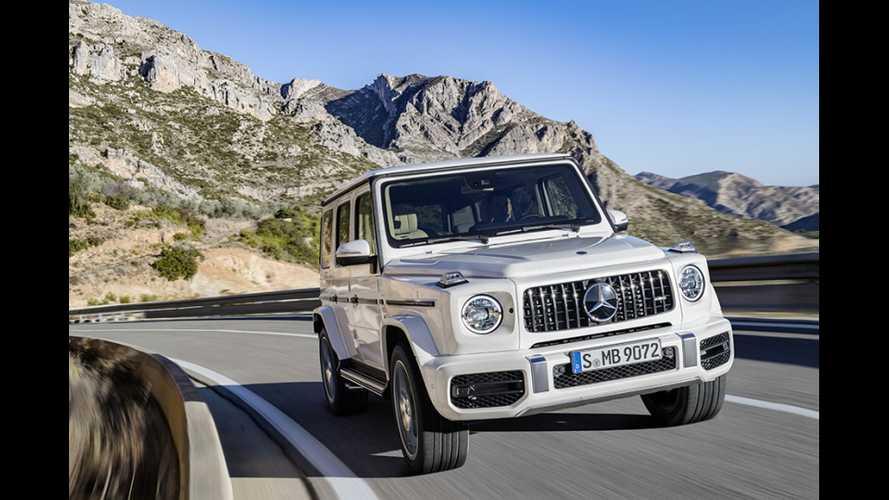 Das ist der neue Mercedes-AMG G 63