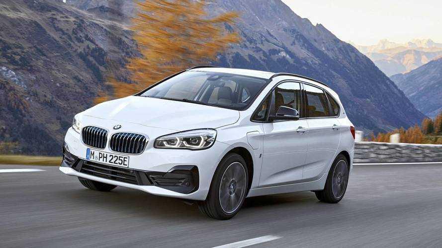 BMW откажется от компактвэнов