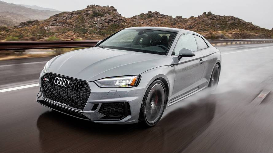 Most Expensive 2018 Audi RS5 Coupe Costs $96,650