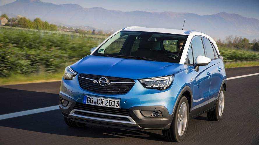 Opel Crossland X GLP 2018, conoce el nuevo SUV bifuel