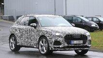 Erwischt: Audi SQ3
