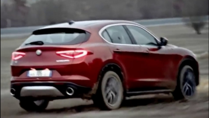 "Alfa Romeo Stelvio, lo spot è ""provocatorio"" [VIDEO]"