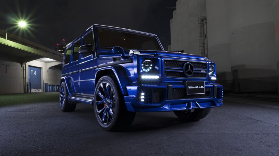 Mercedes-AMG G 63 by Wald, il