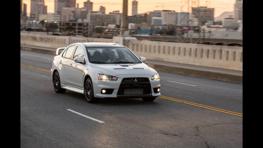 Mitsubishi Lancer, su eBay l'ultima Evo X Final Edition