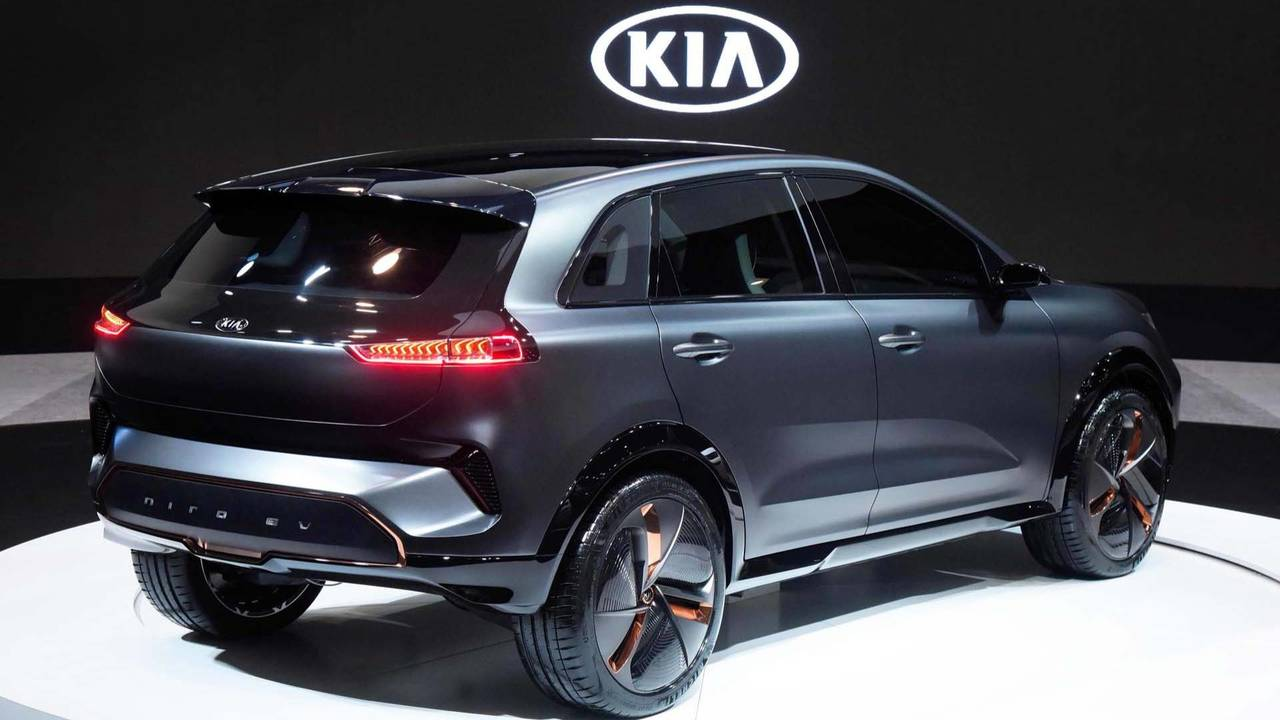 Kia Niro EV Concept