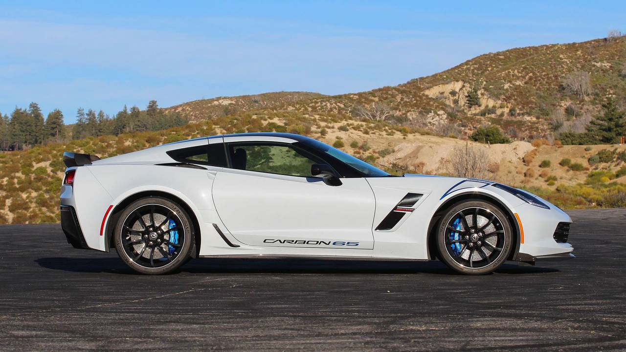 2018 Chevy Corvette Grand Sport Review Already Special No
