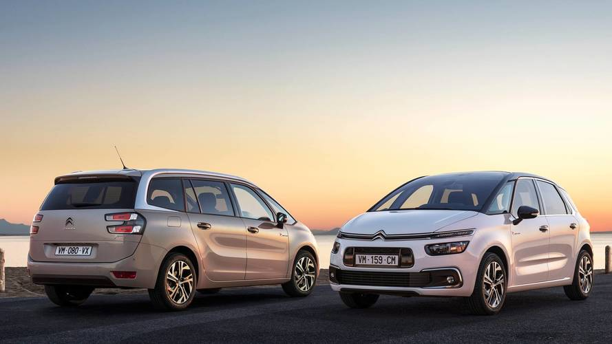 Citroën présente un C4 Picasso Rip Curl