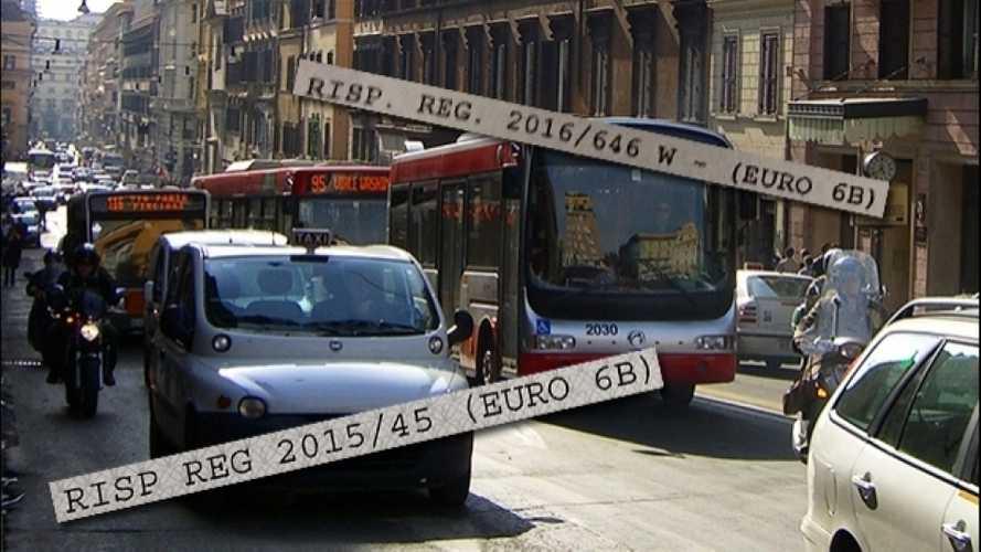 Auto diesel Euro 6, ecco come riconoscerle