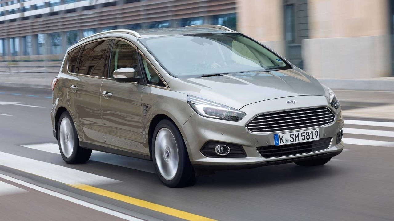 Monospace - Ford S-Max